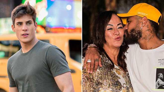 Neymar không phản đối mẹ có người tình trẻ nhưng không đồng ý chuyện hôn nhân  JP88