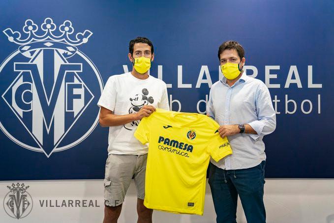 Đội trưởng Dani Parejo đã sang Villarreal |JP88