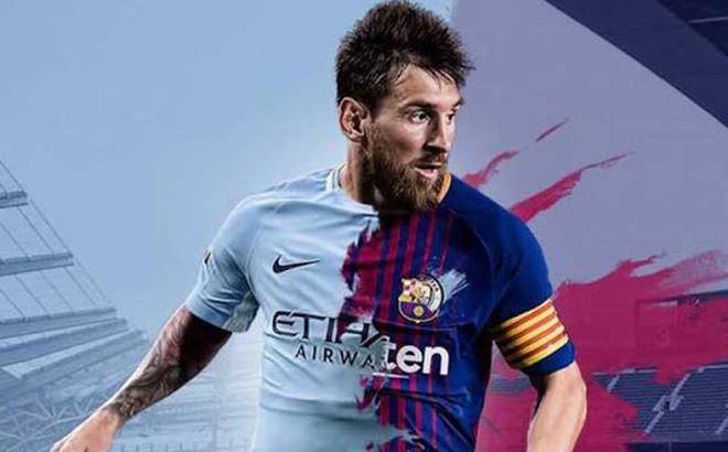 Messi đang ở rất gần Man City