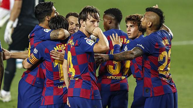 Cầu thủ Barca chỉ trích  HLV Quique Setien sau trận hòa Celta Vigo 2-2 |JP88