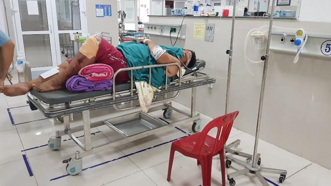 Tài xế Toán đang được điều trị tại BV Việt Nam - Cu Ba |JP88