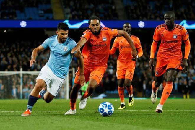 Lyon đã từng đánh bại Man City ngay tại Etihad, nhưng Lyon nay là một đối thủ yếu hơn hẳn |JP88