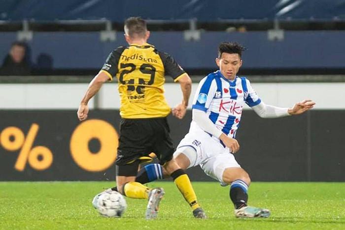 Văn Hậu sẽ giúp ích cho Hà Nội FC  JP88