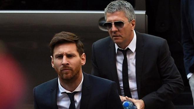 Cha của Messi lên tiếng chốt tương lai của con trai