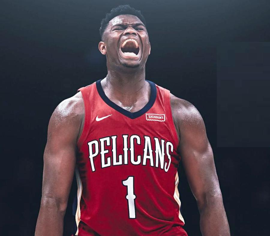 Mùa giải NBA đầu tiên của Zion diễn ra khá gập gềnh |JP88