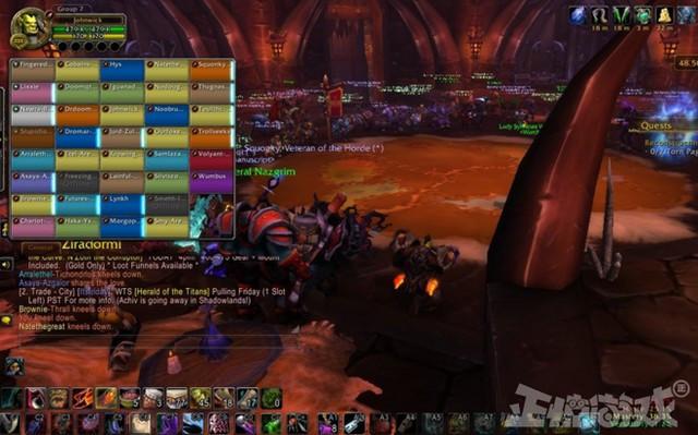 Lượng người chơi khổng lồ này thậm chí đã gây ra tình trạng quá tải và tắc nghẽn các máy chủ của Blizzard. JP88