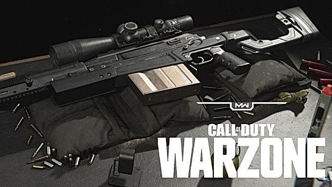 Call of Duty Warzone: Phụ kiện đi kèm cho khẩu AX-50 để thống trị chiến trường Warzone