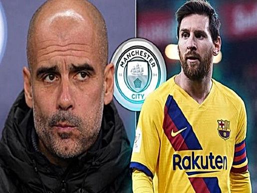 Barca rối như tơ vò: HLV Guardiola úp mở khả năng Messi đến Man City