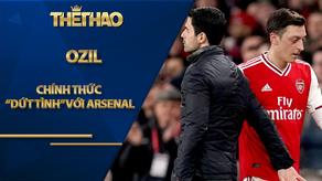 """Ozil chính thức """"dứt tình"""" với Arsenal, bị fan cứng sỉ vả không thương tiếc"""