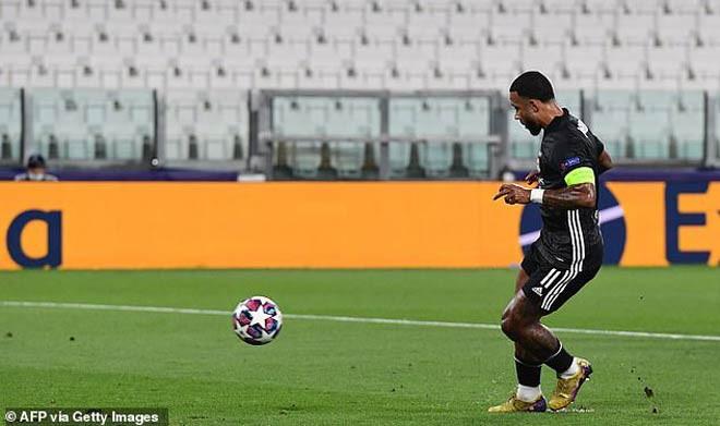 Memphis Depay sút phạt đền kiểu panenka tung lưới Juventus |JP88