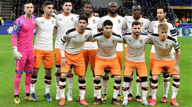 Valencia thông báo sẵn sàng bán cả đội hình |JP88