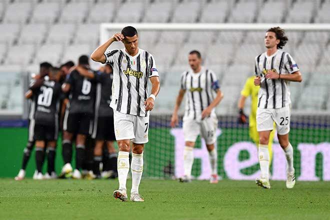 Juventus bị loại và HLV Sarri đã bị đuổi việc |Vua-the-thao