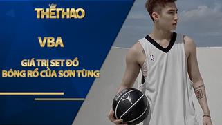 Set đồ bóng rổ của Sơn Tùng M-TP trị giá bao nhiêu?