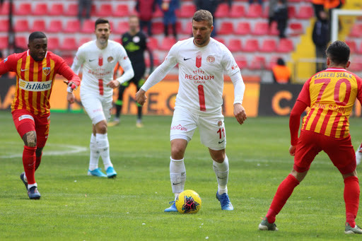 Soi kèo - Antalyaspor vs Kayserispor - kubets.net