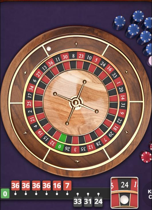 Roulette tại ST666
