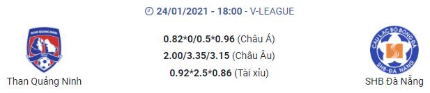 Kèo nhà cái - Than Quảng Ninh vs Đà Nẵng - kubets.net