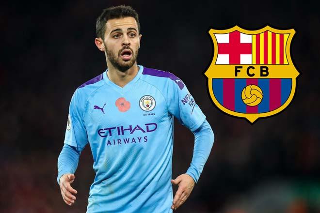 Bernardo Silva đang nằm trong tầm ngắm của Barca |JP88