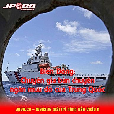 Biển Đông: Chuyên gia bàn chuyện ngăn mưu đồ của Trung Quốc