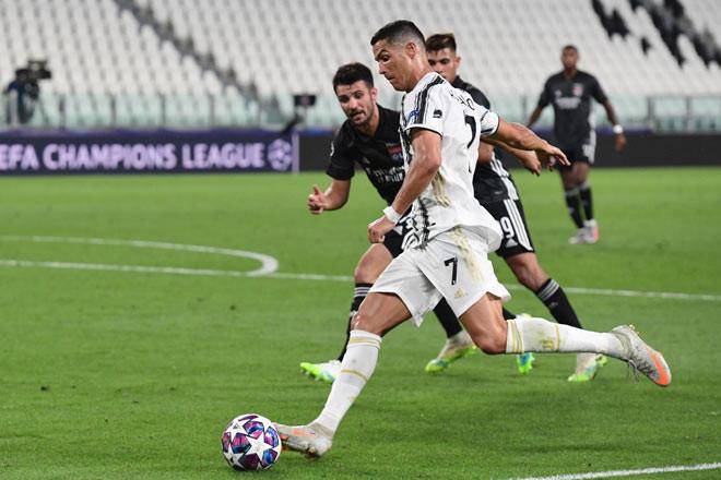 Hai bàn thắng của Ronaldo là không đủ để giúp Juventus đi tiếp |JP88