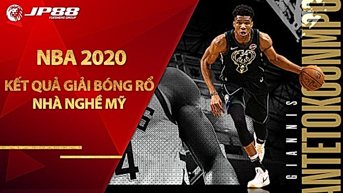 Kết quả NBA 2020 hôm nay, Kq giải bóng rổ nhà nghề Mỹ NBA