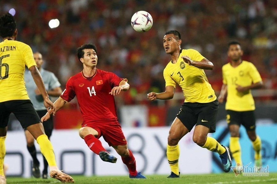 Trận đấu với Malaysia có ảnh hưởng lớn đến tấm vé đi tiếp của ĐT Việt Nam.