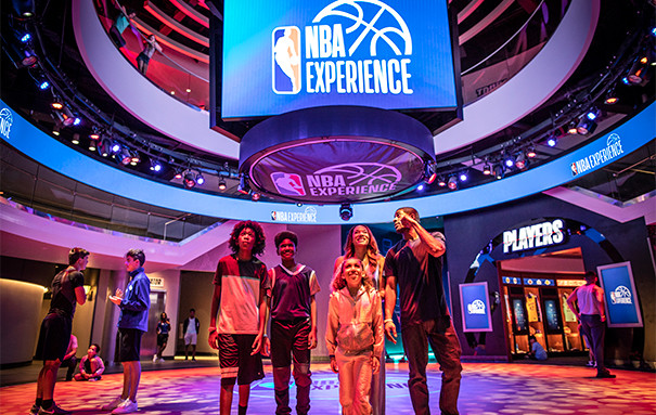 NBA dự kiến sẽ lãi 850 triệu đôla cho giai đoạn tái khởi động tại Disney World |JP88