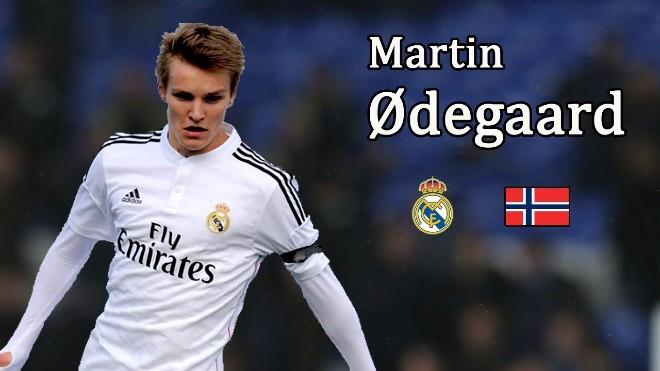 Odegaard trở về Real |JP88