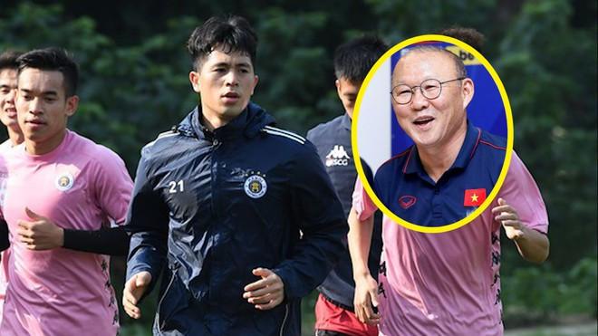 Đình Trọng trở lại sẽ giúp ích rất nhiều cho CLB Hà Nội và tuyển Việt Nam  JP88