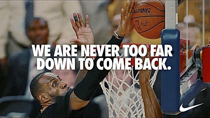 Nike cùng LeBron James tung ra phim ngắn truyền cảm hứng cực chất