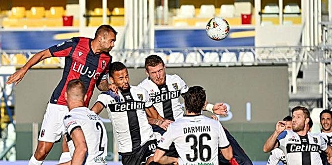 Ngược dòng khó tin Serie A: Thua 2 bàn trước, thoát hiểm ở 2 phút bù giờ