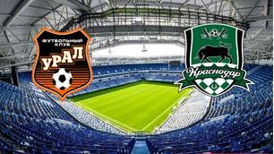 Soi kèo Ural vs Krasnodar, 18h00 ngày 22/08, Giải VĐQG Nga