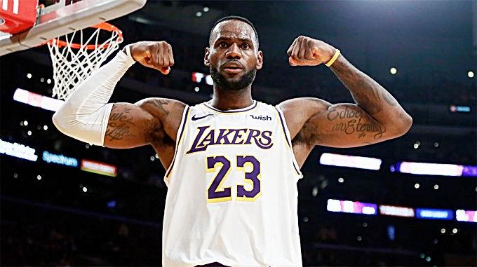 Top 5 cầu thủ có mức lương cao nhất NBA năm 2020