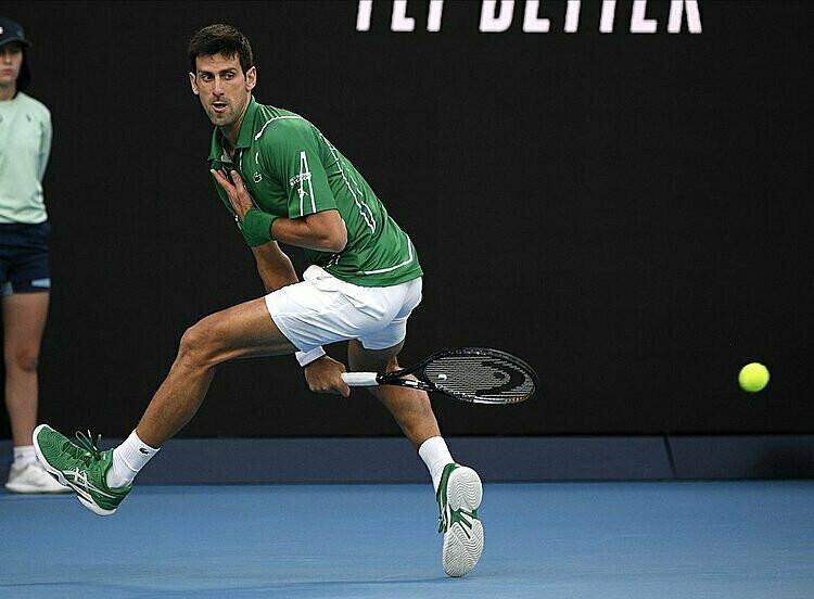 Djokovic tham vọng giành nhiều Grand Slam. |JP88