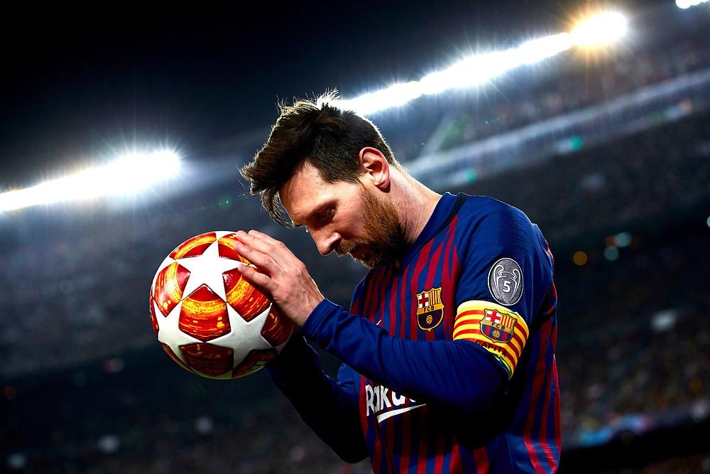 Messi đứng trước bản hợp đồng lớn cuối cùng của đời cầu thủ |JP88