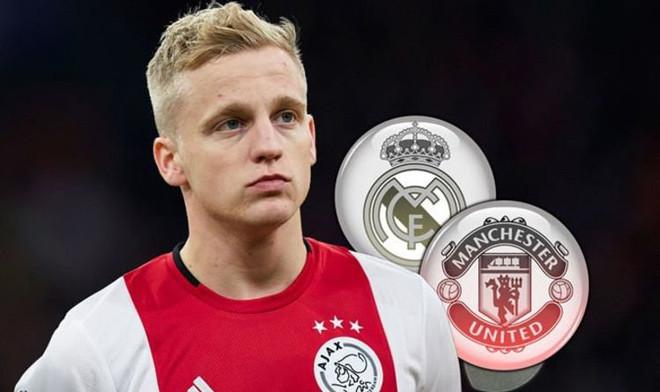 Van de Beek sẽ tiếp tục gắn bó tương lai với Ajax |Vua-the-thao
