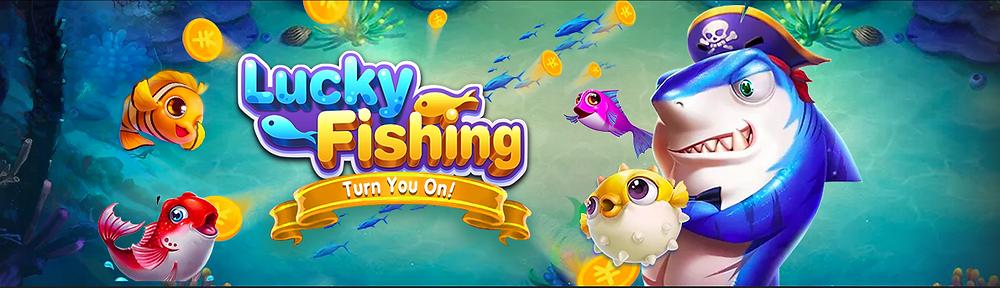 Bắn cá Lucky Fishing tại ST666