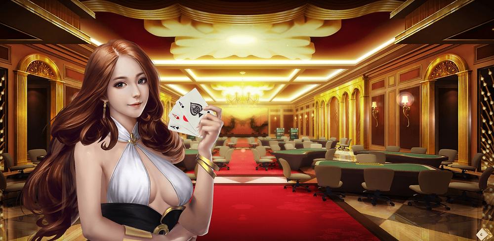 Giao diện blackjack tại ST666