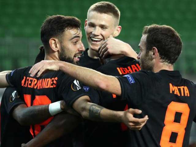 MU nhiều cơ hội tiến sâu ở Europa League mùa này |JP88