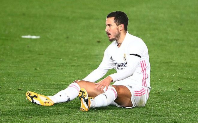 Thi đấu đầy thất vọng, Hazad vẫn được Zidane bảo vệ
