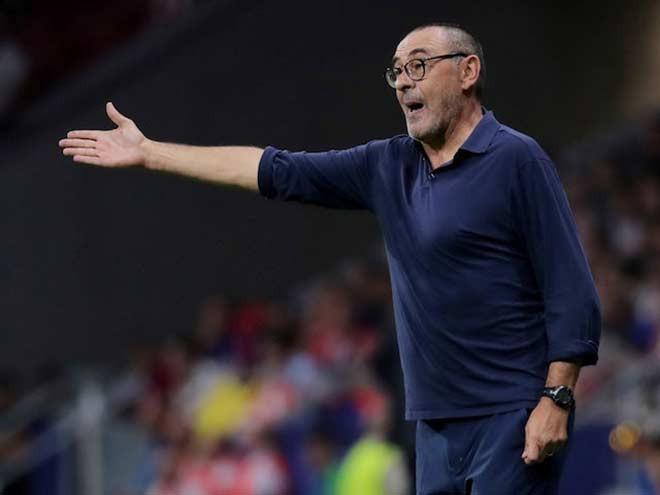 HLV Sarri và các học trò hạ Udinese và Roma trên đường vào bán kết Coppa Italia |JP88