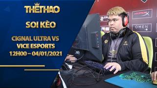 Kèo DOTA2, Cignal Ultra vs Vice Esports 2021: Season 1 – Southeast Asia Closed Qualifier Stage 1