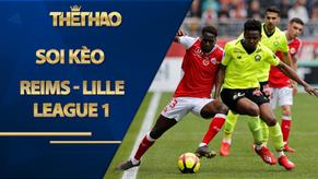 Soi kèo Reims vs Lille, 18h00 ngày 30/8, League 1