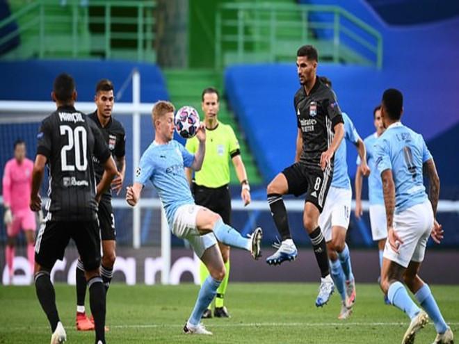 Man City nhận thất bại đau đớn |Vua-the-thao