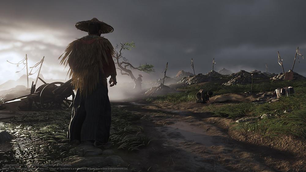 Cha đẻ Ghost of Tsushima tích cực tiếp thu các đánh giá | ST666-VN-GAME