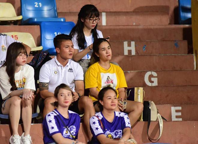 Quang Hải đang trải qua quãng thời gian khó khăn trong màu áo Hà Nội FC  JP88
