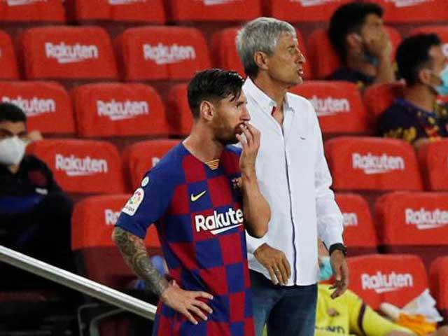 Messi thẫn thờ nhìn Real lên ngôi |JP88