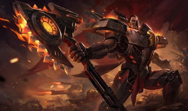 Darius sắp tới hứa hẹn là phiên bản nâng cấp của chính nó so với mùa 3