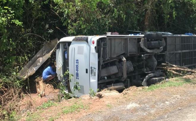 Hiện trường vụ tai nạn kinh hoàng. |JP88