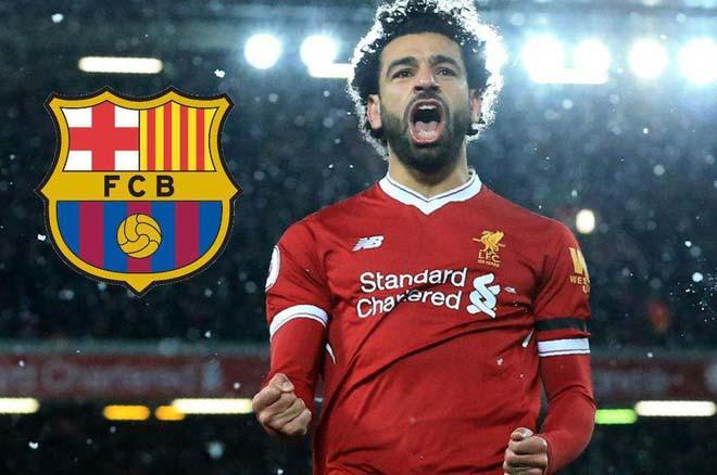 """Barca lo tương lai không Messi: Nhắm Salah thay thế, """"bom tấn"""" 150 triệu bảng?"""