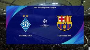 Nhận định -  Dynamo Kyiv vs Barcelona, 03h00 ngày 25/11, Cúp C1 châu Âu